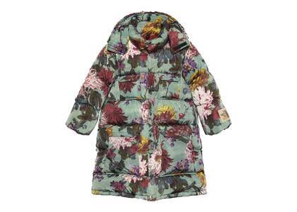 Gucci × The North Face Floral Down Coat Flowerの写真