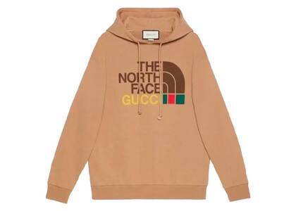 Gucci × The North Face Foodie Brownの写真