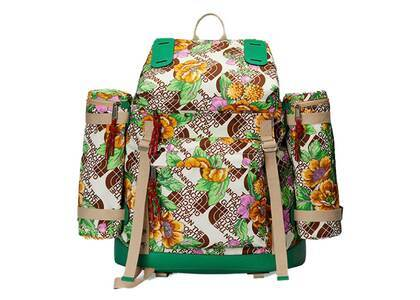 Gucci × The North Face Backpack Greenの写真