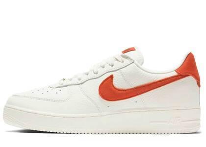 Nike Air Force 1 Low 07 Craft Mantra Orange の写真