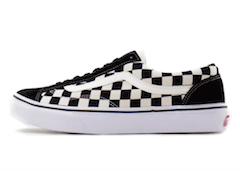 VANS × BILLY'S V36OG CRAZY CHECKの写真