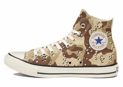 Converse All Star US Camo HI Sand Camo の写真