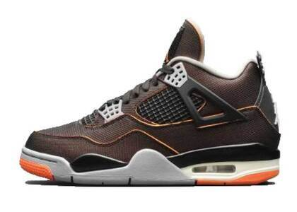 Nike Air Jordan 4 Retro SE Starfish Womensの写真