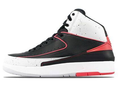 Nike Air Jordan 2 Retro Infrared Cementの写真