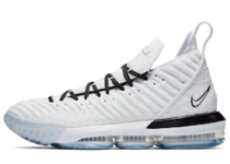 Nike LeBron 16 Equality White/Black (2019)の写真