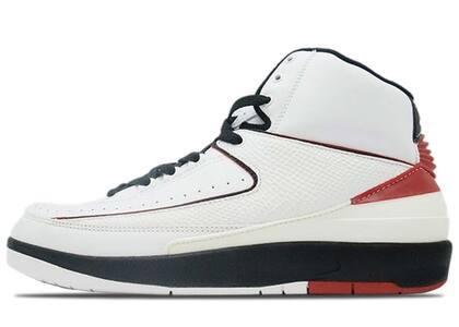 Nike Air Jordan 2 Retro White Varsity Red (2004)の写真