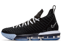 Nike LeBron 16 Equality Black/White (2019)の写真