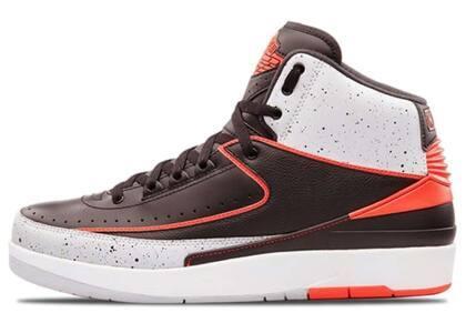 Nike Air Jordan 2 Retro Infrared 23 GS (2014)の写真