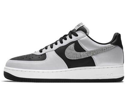 Nike Air Force 1 Low Silver Snakeの写真