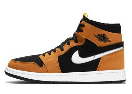 Nike Air Jordan 1 Zoom Monarch Orangeの写真