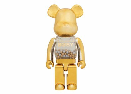 Bearbrick My First Be@rbrick Baby 1000% Goldの写真