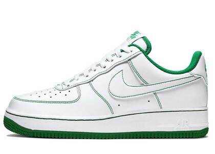 Nike Air Force 1 07 Low White Pine Greenの写真