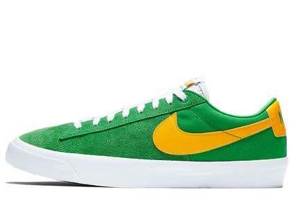 Nike SB Blazer Low GT Lucky Greenの写真