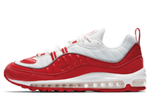 Nike Air Max 98 University Red Whiteの写真