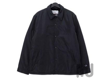 Supreme Champion Label Coaches Jacket Blackの写真