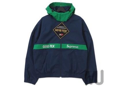 Supreme GORE-TEX Court Jacket Navyの写真