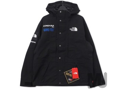 Supreme The North Face Expedition (FW18) Jacket Blackの写真
