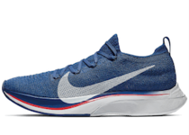 Nike Zoom Vaporfly 4% Flyknit Deep Royal Blue