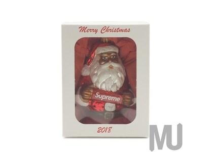 Supreme Santa Ornament Redの写真