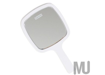 Supreme Hand Mirror Whiteの写真