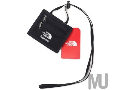 Supreme The North Face Expedition Travel Wallet Blackの写真