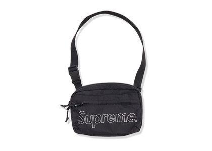 Supreme Shoulder Bag (FW18) Blackの写真