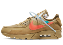 Off-White × Nike The 10 Air Max 90 Desert Oreの写真