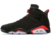 Nike Air Jordan 6 Retro Black Infrared (2019)の写真