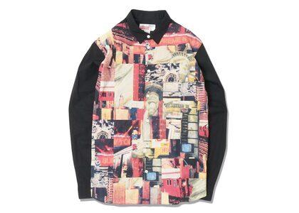 Supreme Comme des Garcons SHIRT Patchwork Button Up Shirt Multicolorの写真