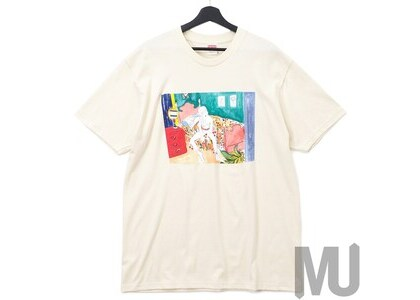 Supreme Bedroom Tee Naturalの写真