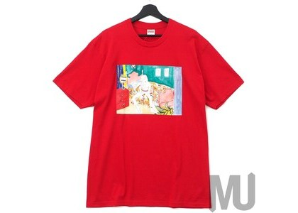 Supreme Bedroom Tee Redの写真