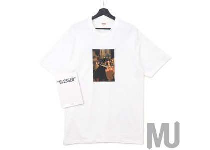 "Supreme Blessed"" Tee White""の写真"