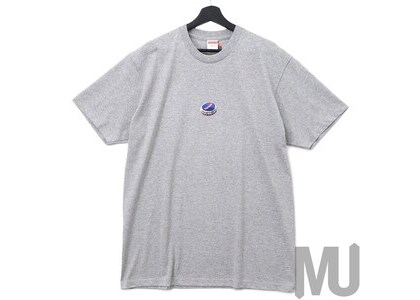 Supreme Bottle Cap Tee Heather Greyの写真