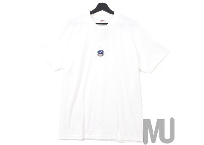 Supreme Bottle Cap Tee Whiteの写真
