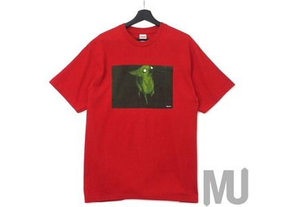 Supreme Chris Cunningham Chihuahua Tee Redの写真