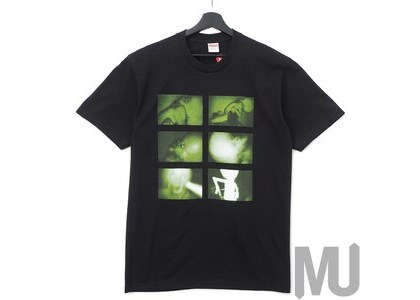 Supreme Chris Cunningham Rubber Johnny Tee Blackの写真