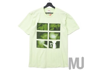 Supreme Chris Cunningham Rubber Johnny Tee Pale Mintの写真
