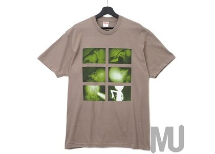 Supreme Chris Cunningham Rubber Johnny Tee Taupeの写真