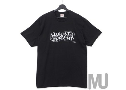 Supreme Eternal Tee (FW18) Blackの写真