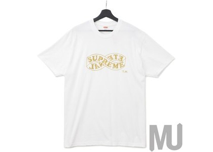Supreme Eternal Tee (FW18) Whiteの写真