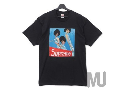 Supreme Group Tee Blackの写真