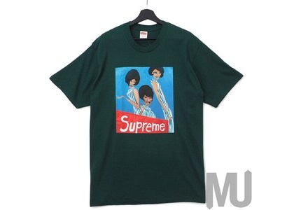 Supreme Group Tee Dark Greenの写真