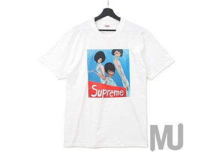 Supreme Group Tee Whiteの写真