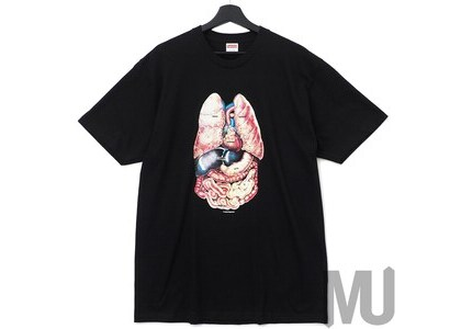 Supreme Guts Tee Blackの写真