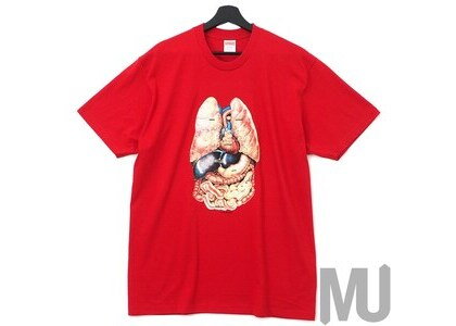 Supreme Guts Tee Redの写真