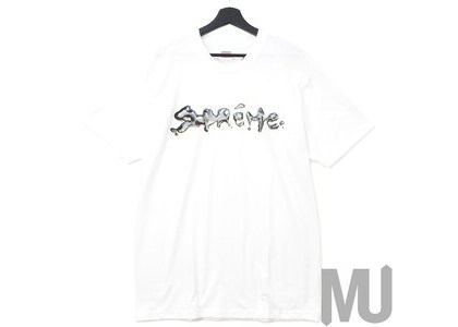 Supreme Liquid Tee Whiteの写真