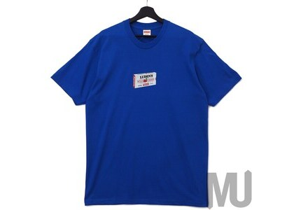 Supreme Luden's Tee Royalの写真