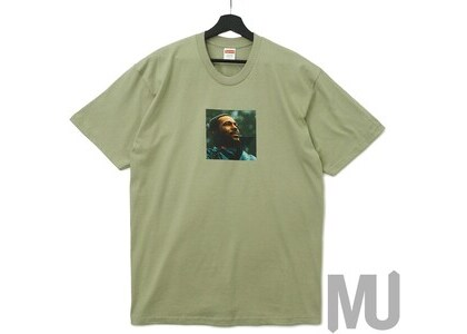 Supreme Marvin Gaye Tee Clayの写真