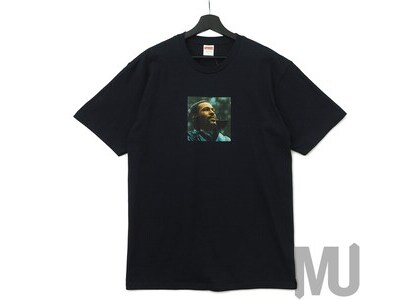 Supreme Marvin Gaye Tee Navyの写真