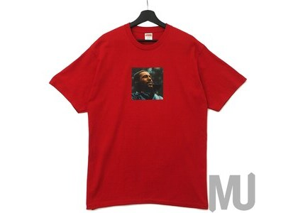 Supreme Marvin Gaye Tee Redの写真